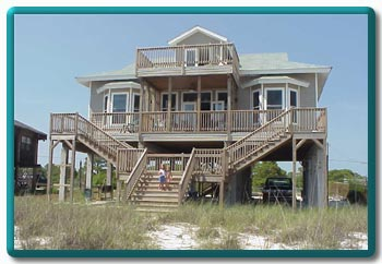 Alligator Point beach rentals