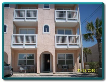 One Bedroom Condo Rental On Panama City Beach