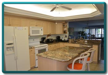 Sanibel Island Pointe Santo Two Bedroom Condo Rental